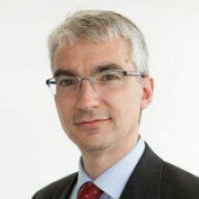 Portrait of Professor Paolo Volpin
