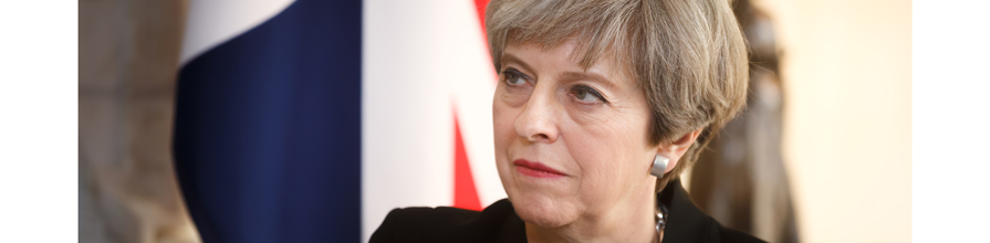 Theresa May: one year on as PM