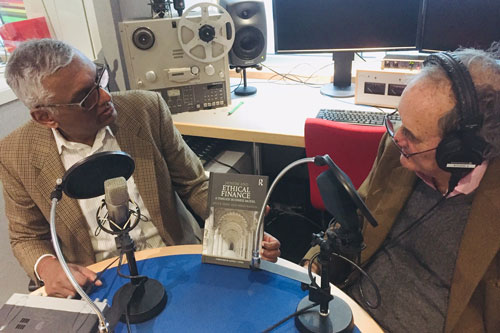 Professor Atul Shah discusses faith and finance on BBC Radio 4
