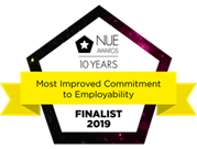 NUE Awards Finalist 2019