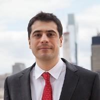 Portrait of Dr Oben Ceryan
