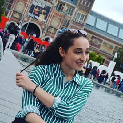 Tamara Carr is a BA English student