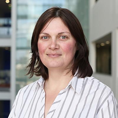 Elizabeth van Deventer is an MSc Cyber Security student