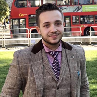 Vladyslav Shutko is an LLB Law student