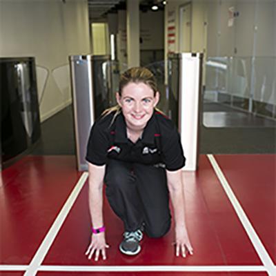 Rebecca Kelly is a Leisure Supervisor, Sales & Marketing at CitySport