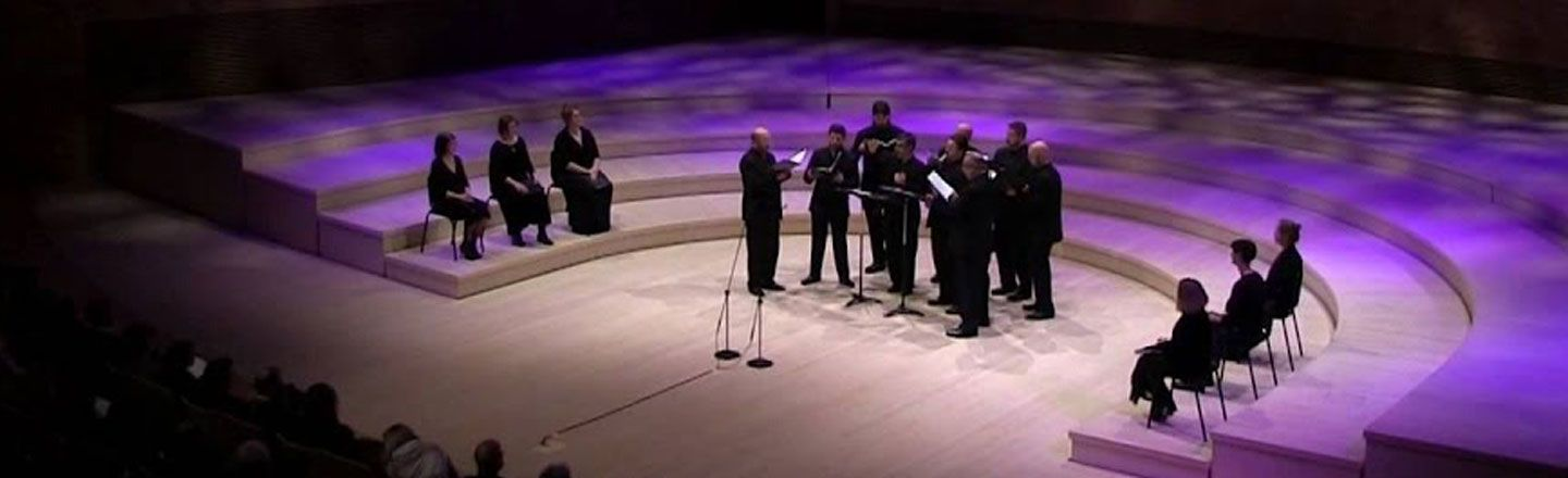 Cappella Romana perform at Stanford University