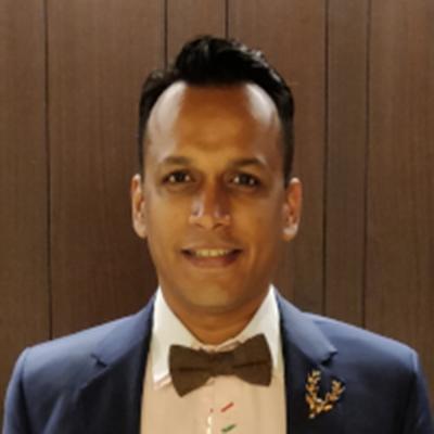 Alumni Ambassador Abhishek Bajal