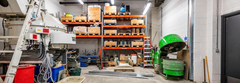 Engineering lab