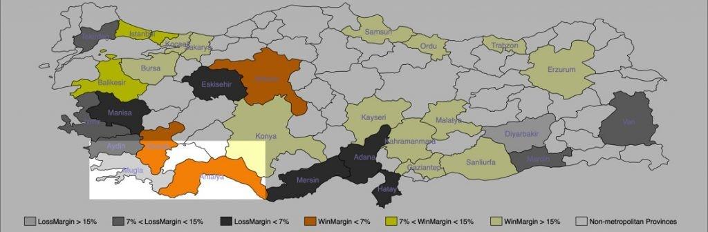Panel C: 2014 Local Metropolitan Elections