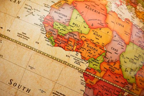 African Globe