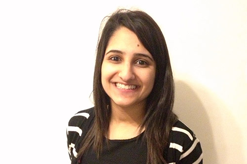 City optometrist first ever student member of professional council