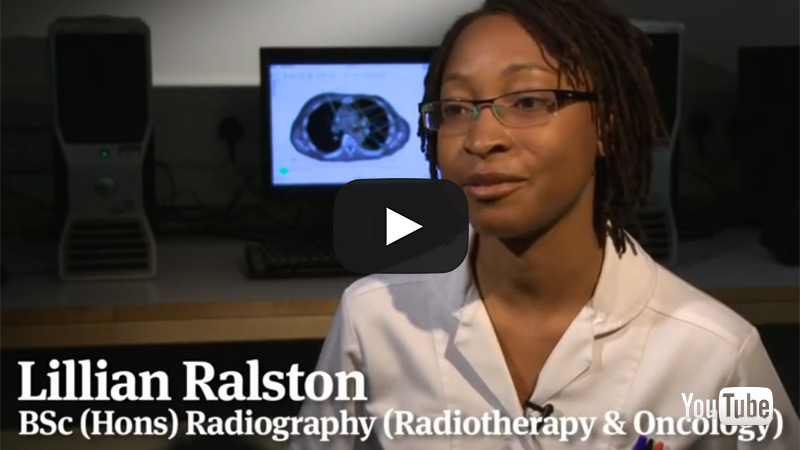 BSc Radiotherapy - Oncology