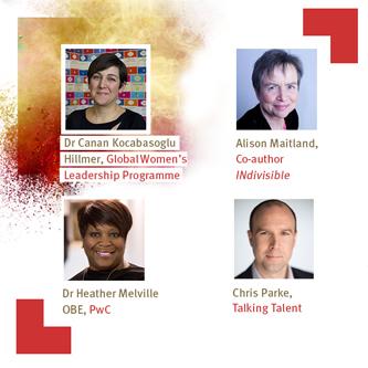 Portrait photos of Dr Canan Kocabasoglu Hillmer, Alison Maitland, Dr Heather Melville and Chris Parke.