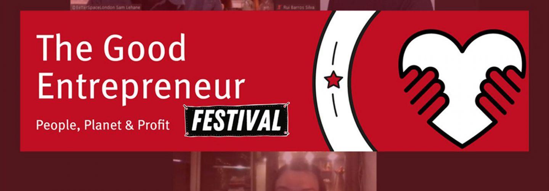 The Good Entrepreneur banner