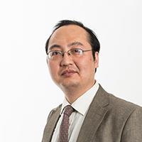 Portrait of Shiqiang Yan