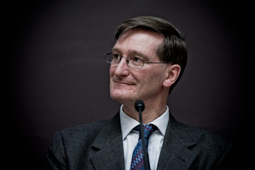 Dominic Grieve QC MP at City University London