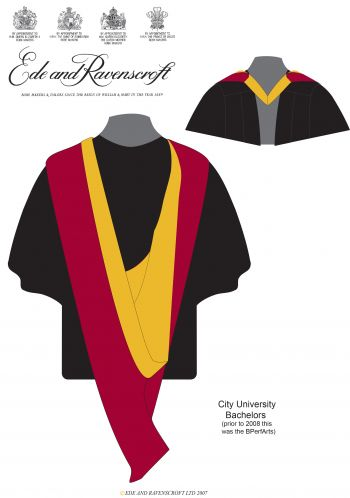 Academic dress | City, University of London