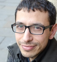 portrait of Dr Firat Yaman