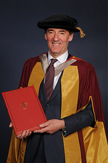 Dr Jim O'Neill full portrait
