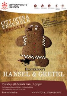 Opera ensemble poster