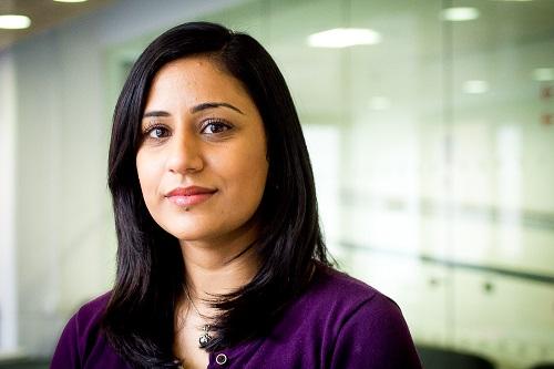 City University London staff member Rupa Mistry