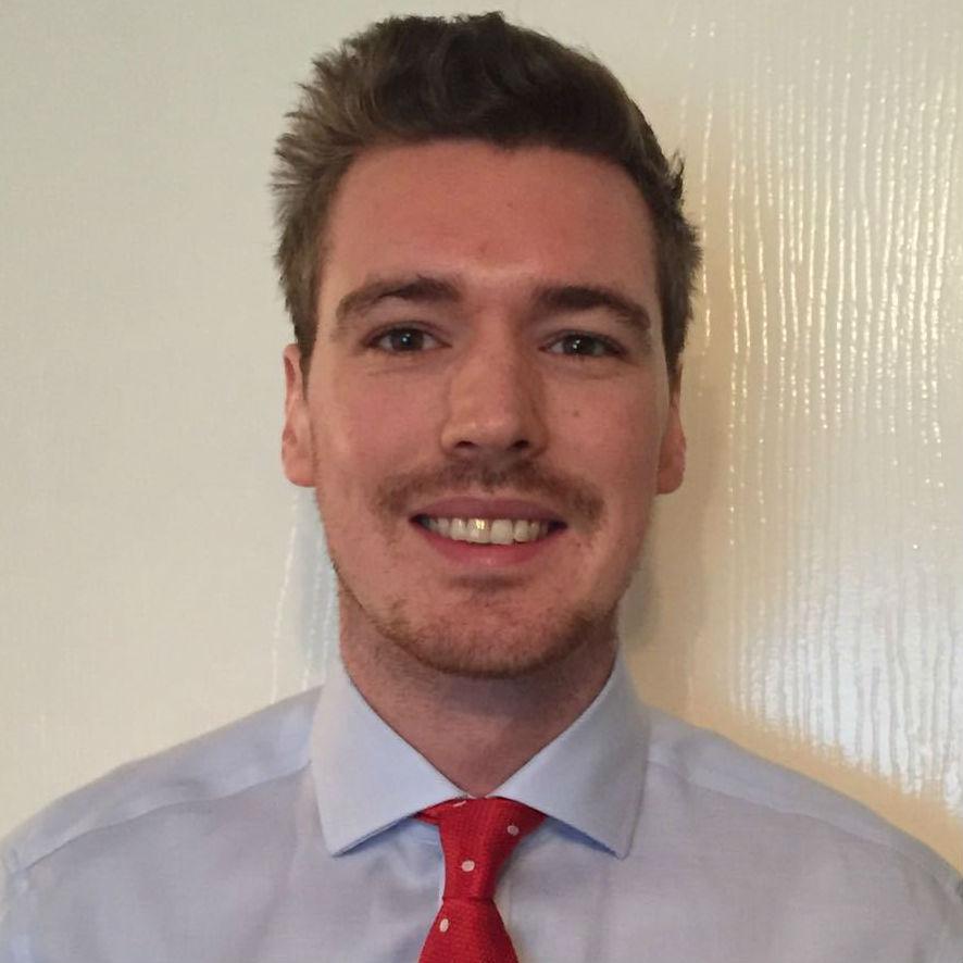 portrait of Liam Mannion