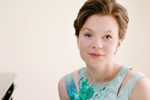 Clare Hammond