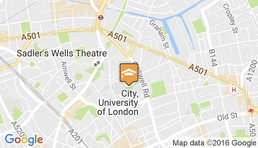 Visit City City University Of London - London map with cities
