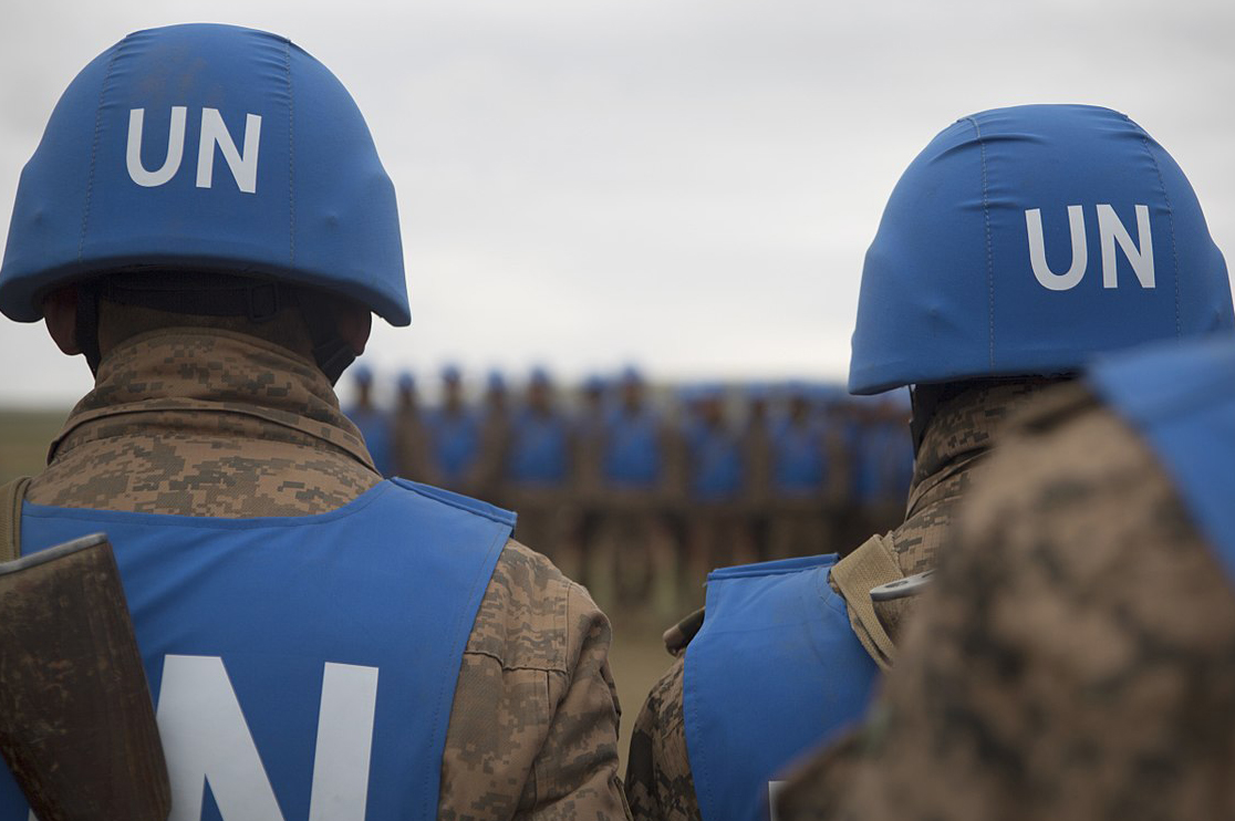 Why using UN troops to make countries more stable can be a risky business