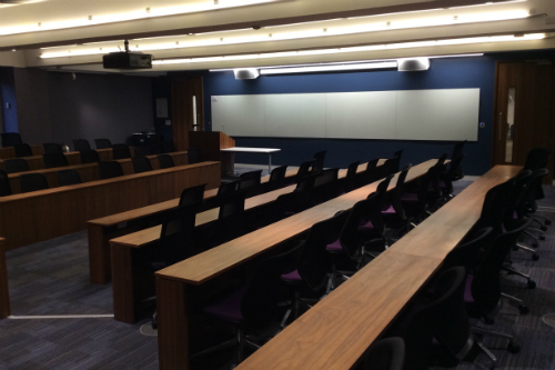 N201 Lecture Theatre (from the back)