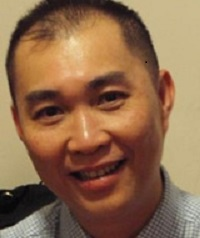portrait of Professor Jason Chuah