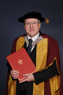 Professor Joerg Steinbach full portrait