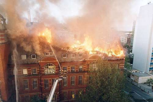 The Great Fire Of London Building Control