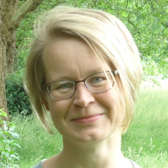 Portrait of Dr Minna Vuohelainen