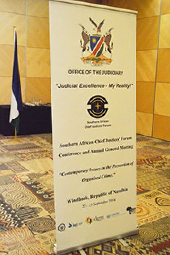 Namibia justices training