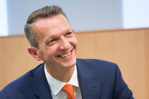 Andrew Haldane, chief economist, Bank of England