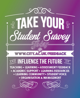 Take your student survey today