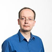 Portrait of Anton Cox