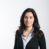 portrait of Dr Evangelia Kalyvianaki