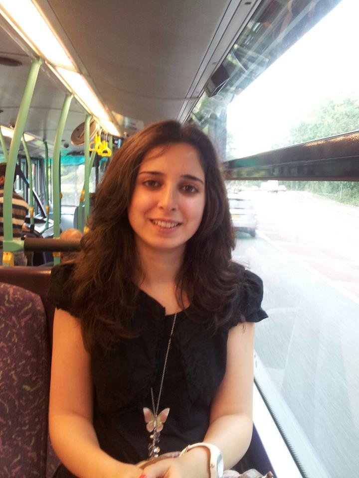 Sarah Al-Hawi