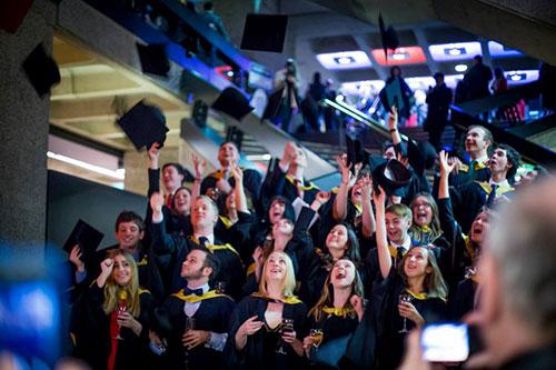 Storify: Graduation January 2016