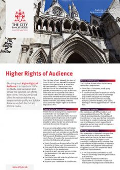 Higher Rights leaflet