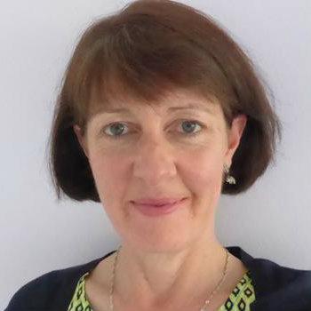 photo of Gill Harrison