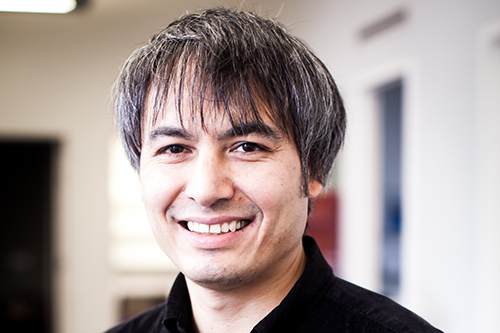 Professor Adrian Cheok