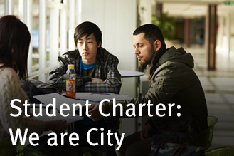Student Charter: We are City
