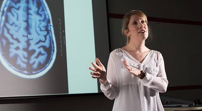 City academic Dr Rachel Holland