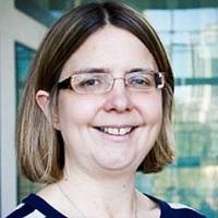 portrait of Dr Alison Binns