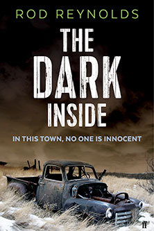 Rod Winter-Reynolds first book is called The Dark Inside.