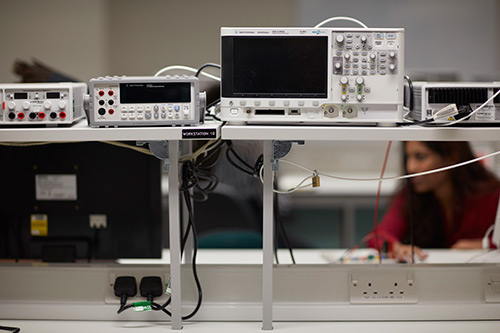 Electrical and Electronic engineering facilities image