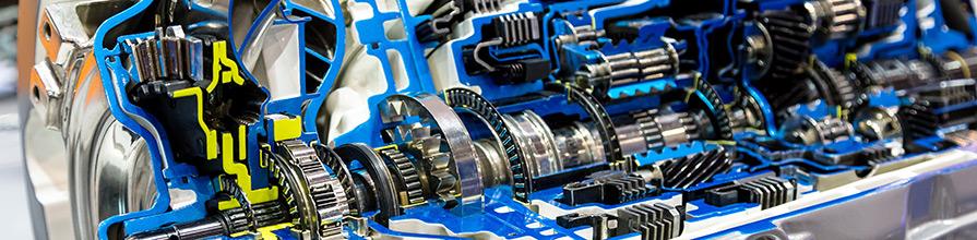 Open gear box